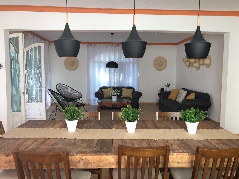 Quinta Las Carolinas, holiday rental in Uman