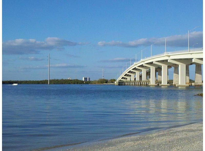 Bridge to Paradise!