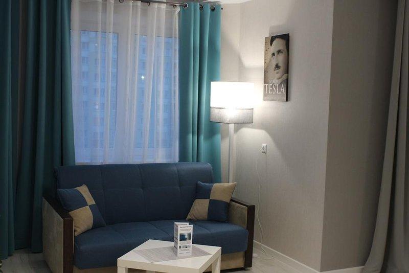 Apartment Alex-LUX, holiday rental in Ratamka