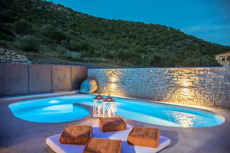 Villa Sa Rocca Manna, holiday rental in Chia