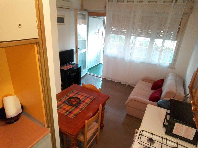Sala de estar, Superfície: 4 m²