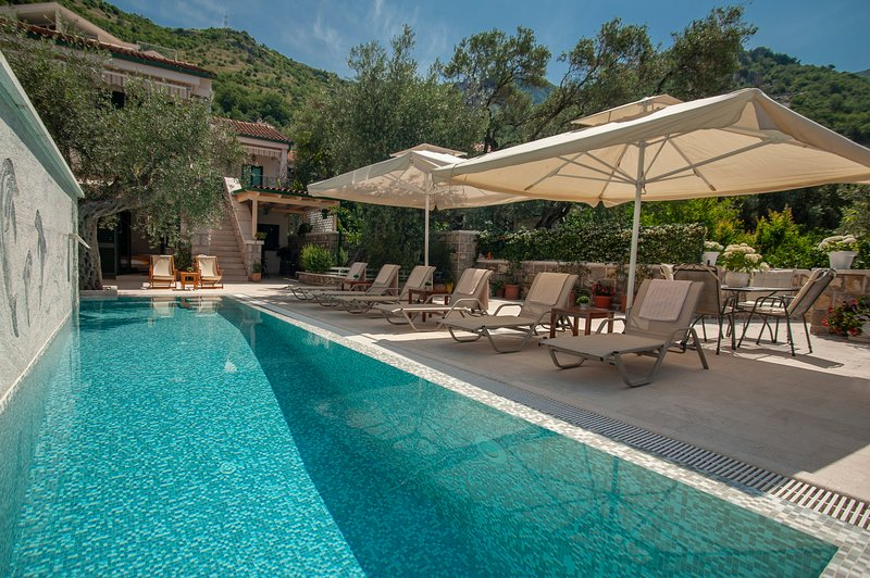 VILLA STEVAN, holiday rental in Sveti Stefan