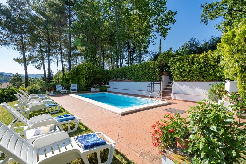 Villa Campiglia, aluguéis de temporada em Montecchio