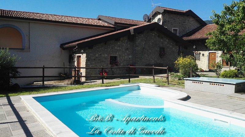 8 Botticelli - bilocale, casa vacanza a Filetto