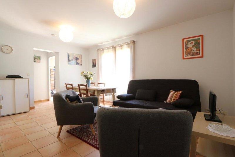 Le Fontenaille, holiday rental in Le Tholonet