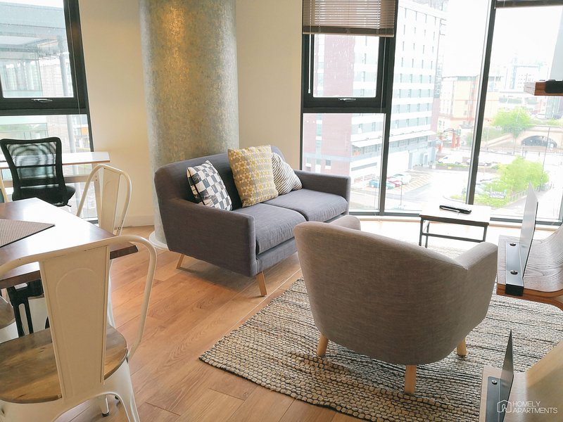 Homely Serviced Apartments - Blonk Street, vacation rental in Sheffield