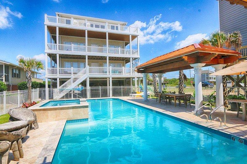 Island Drive 2780 Oceanview! | Elevator, Internet, alquiler de vacaciones en Topsail Island