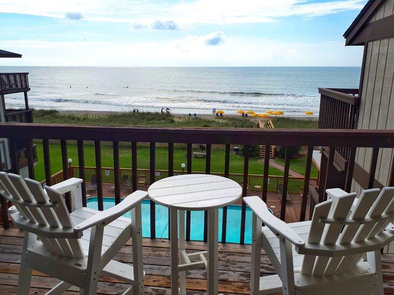 ☀️Seaside Sanctuary ☀️Spring and Summer Specials☀️, vacation rental in Carolina Beach