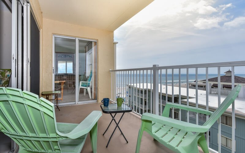 PT608 - Ponce de Leon Towers 608, holiday rental in New Smyrna Beach