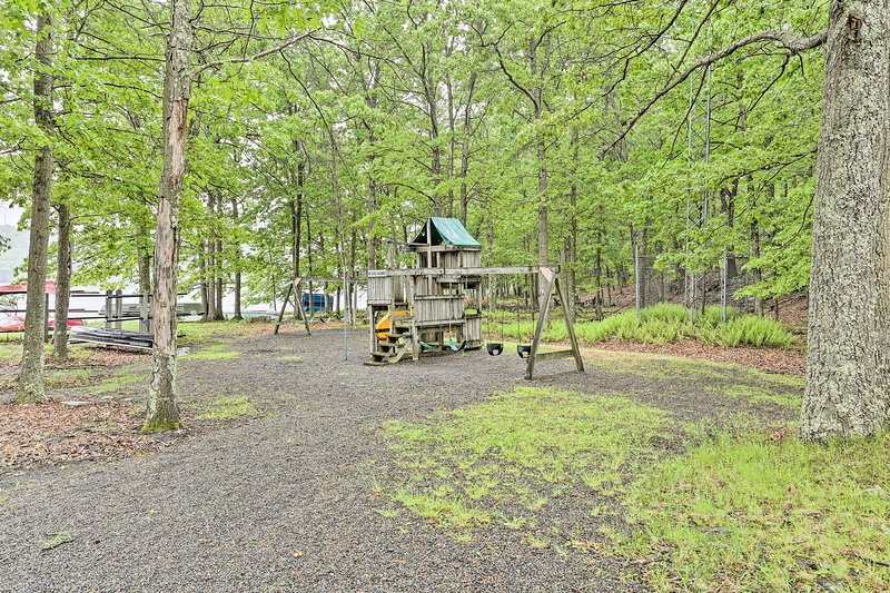 Kids are sure to love your stay in this Pocono resort!
