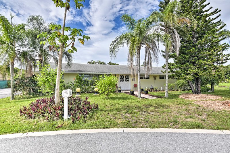 This house is located in Palm Beach Gardens!