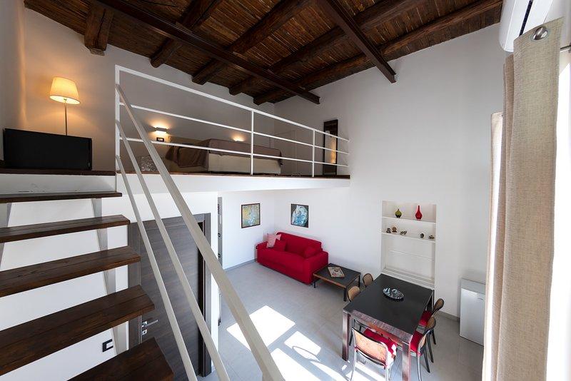 B&B Notti Vesuviane, Ferienwohnung in Portici