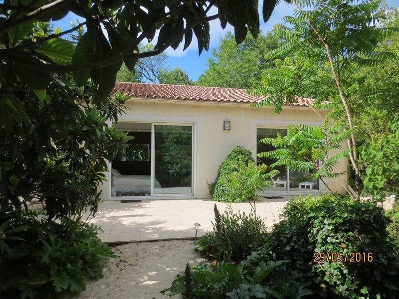 AKTUALISIERT: 2019 - Villa 50m2 moderne/vintage et jardin ...