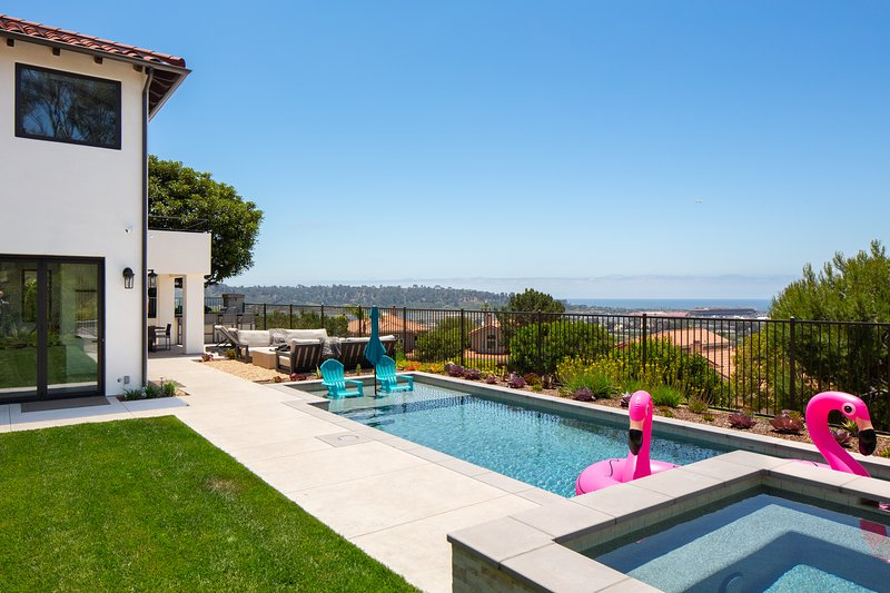 Luxury Del Mar Dream Home w/Panoramic Ocean Views, vacation rental in Del Mar