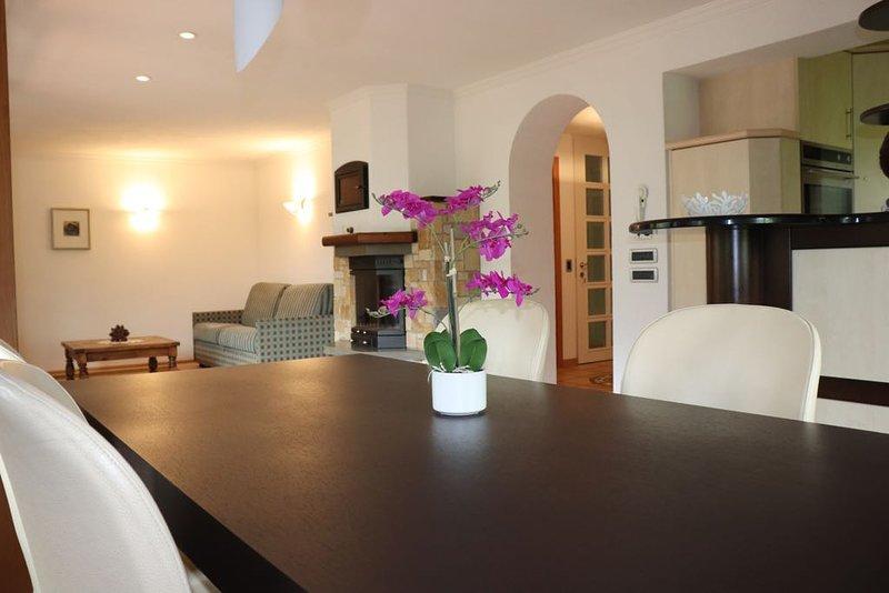Ciasa Cir Apartments - appartamento 'Gardenacia' 6/8 persone, 2 camere e 2 bagni, casa vacanza a San Cassiano