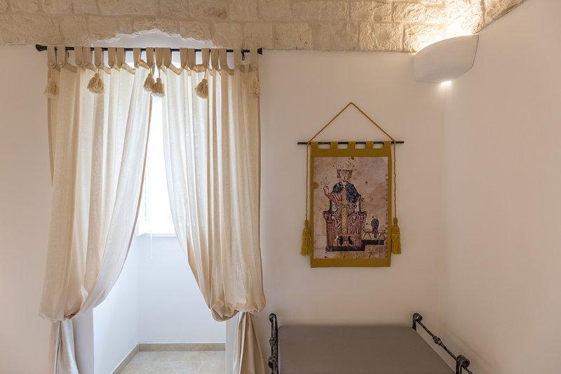 Dimora SAN QUIRICO - FEDERICO II, alquiler de vacaciones en Cisternino