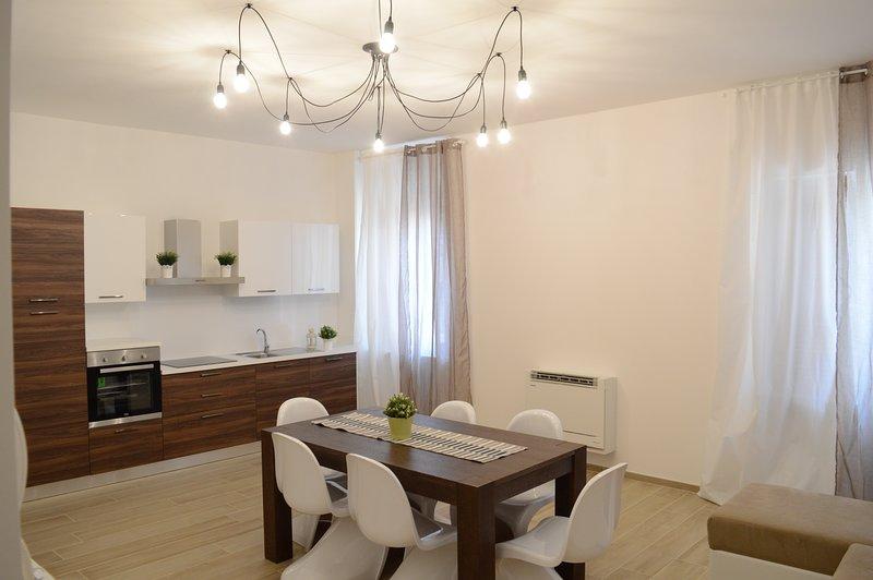 Reggia del sole - Appartamento 'la dama', vacation rental in San Benedetto Del Tronto