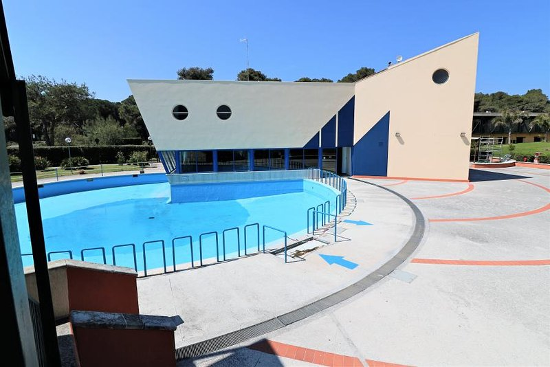 Apartament 100B with swimming pool in Residence Serra Degli Alimini 2, location de vacances à Frassanito