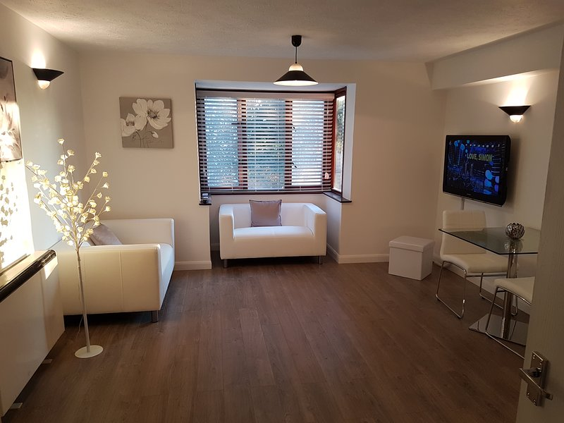 Luxury West London Apartment, holiday rental in Acton