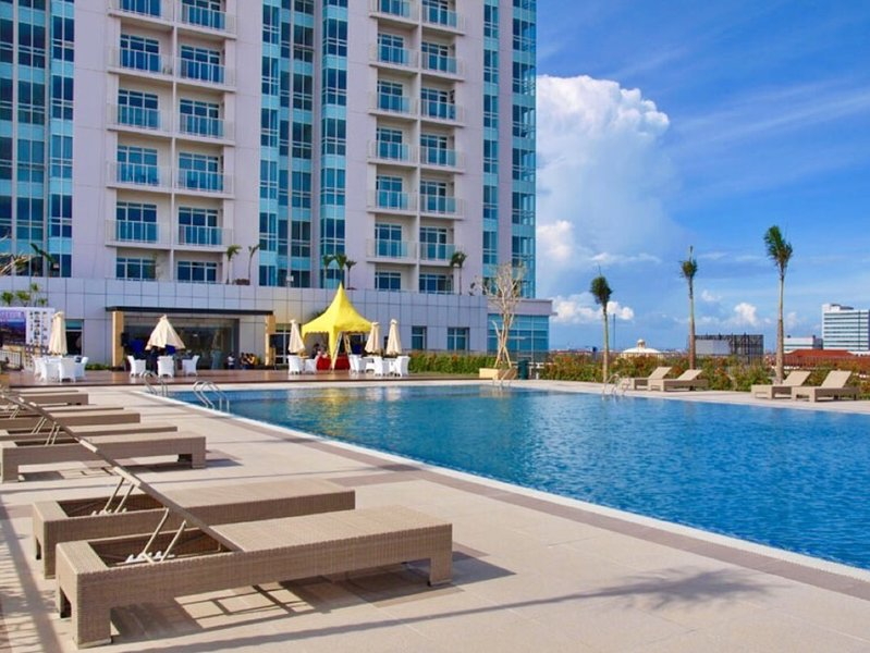 Surabaya Apartment Trillium Bright And Cozy With Pool Updated 2020 Tripadvisor Surabaya Vacation Rental