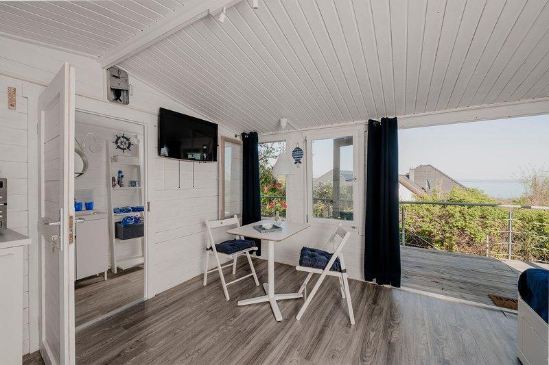 Leya's Cottage - tiny house (with bikes), alquiler de vacaciones en Balatonederics