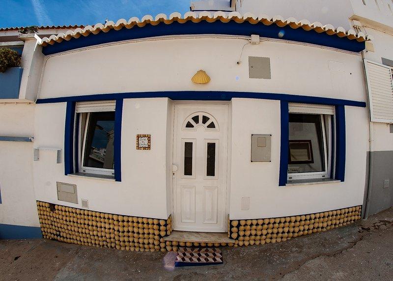 Casa das Conchas, holiday rental in Burgau