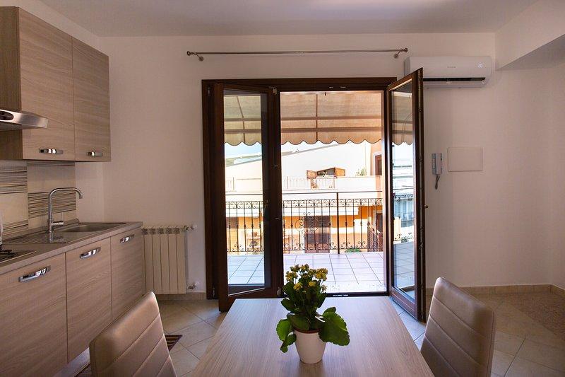 AlQuartoPiano, location de vacances à Milazzo