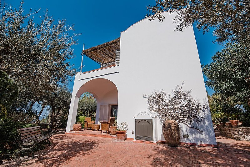 Villa Loana, alquiler vacacional en Anacapri
