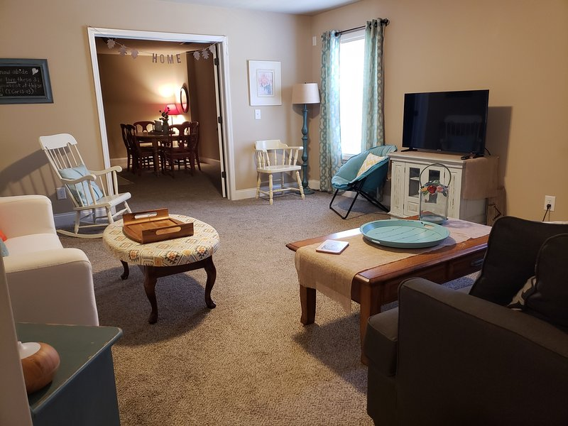 Private Apartment in Great Location, holiday rental in Woodruff