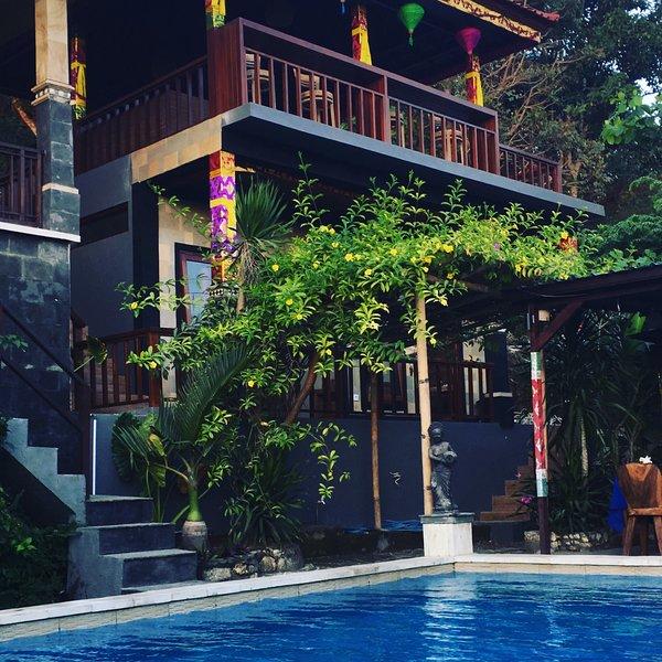 Breeze Villa Tamarind Sunset, casa vacanza a Nusa Ceningan