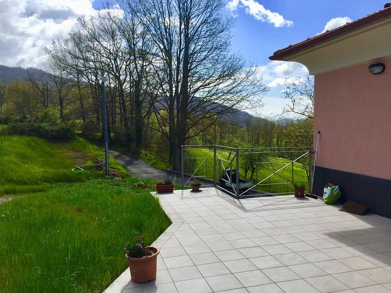 Casa Le Pianelle, holiday rental in Tornolo