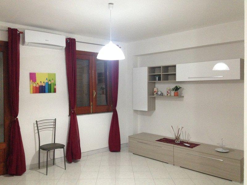 Serendipity home: felici scoperte per puro caso, vacation rental in Santa Venerina