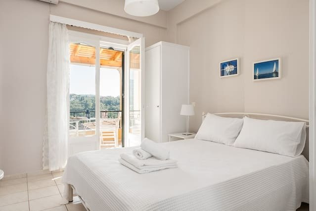Corfu Holiday House - Studio A, holiday rental in Kalafationes