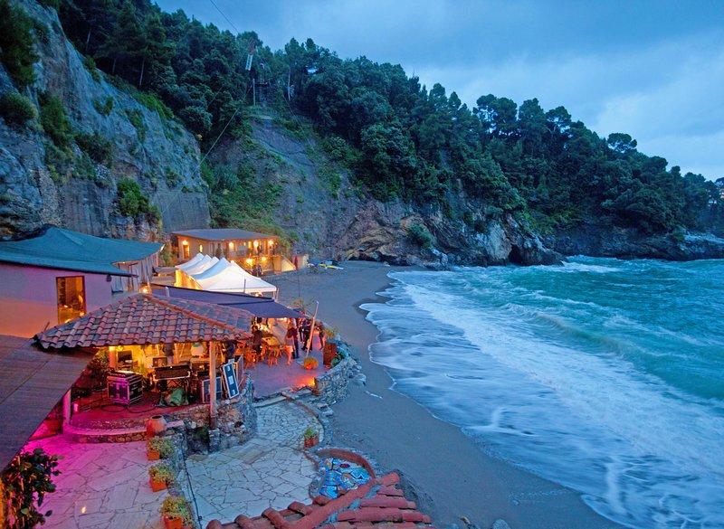 Club de plage Eco del Mare - Lerici