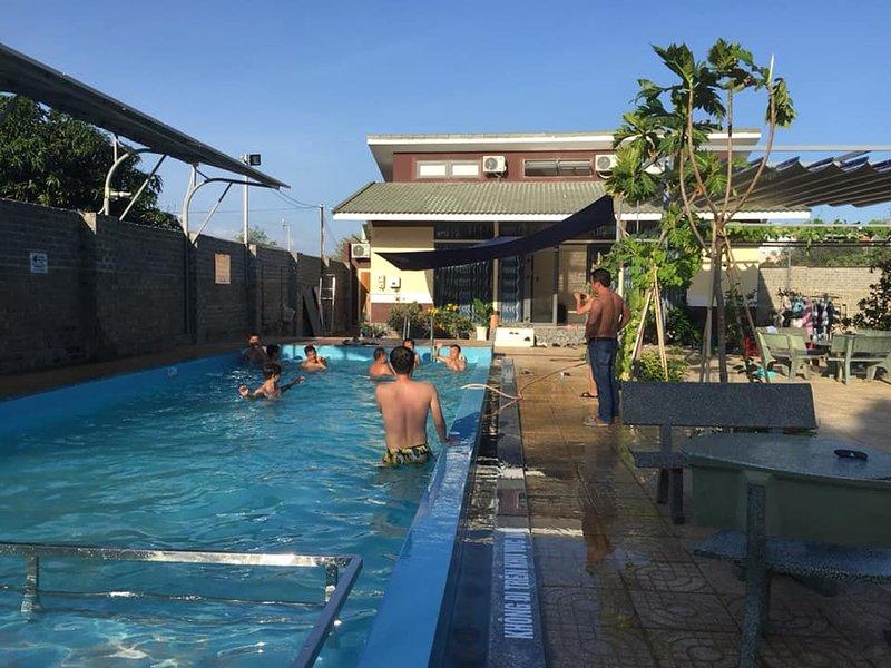 biệt thự B, holiday rental in Khanh Hai