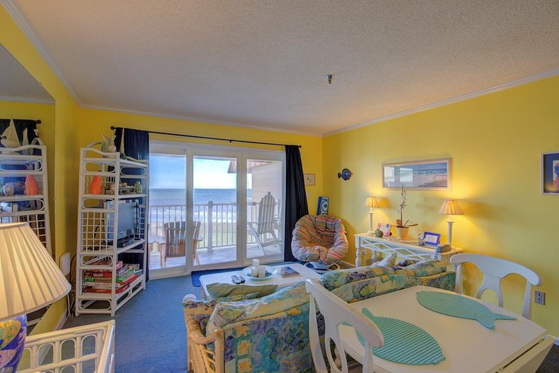 Topsail Dunes 3401 Oceanfront! | Community Pool, Tennis Courts, Grill Area, Elev, vacation rental in North Topsail Beach