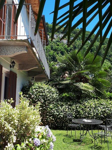 Casa Maria Teresa Appartamento, vacation rental in Cannero Riviera