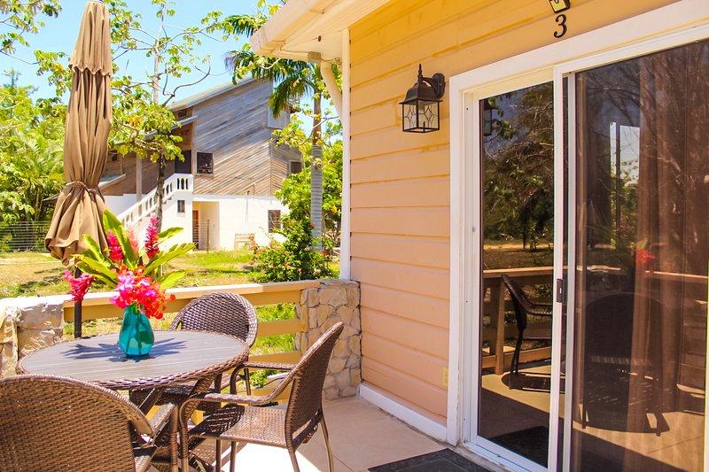 Rock Point Villas Vacation Rentals ( Serenity ) – semesterbostad i Sandy Bay