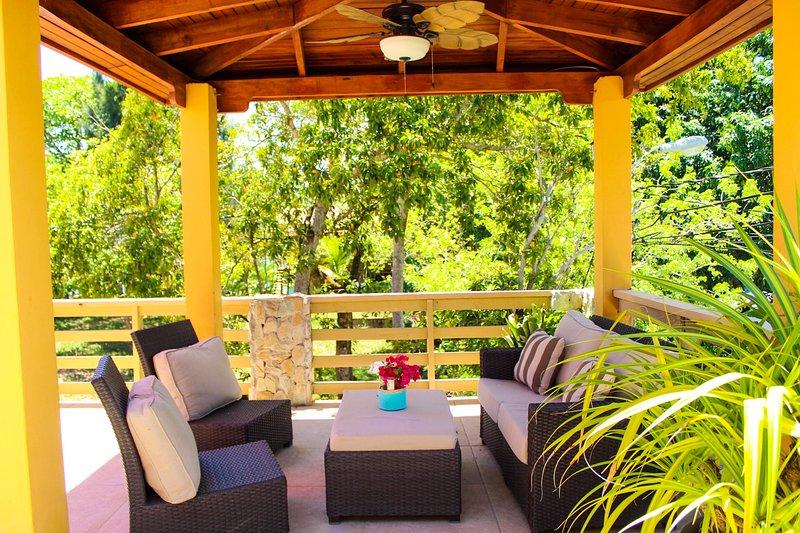 Rock Point Villas Vacation Rentals  (Adventure ) – semesterbostad i Sandy Bay