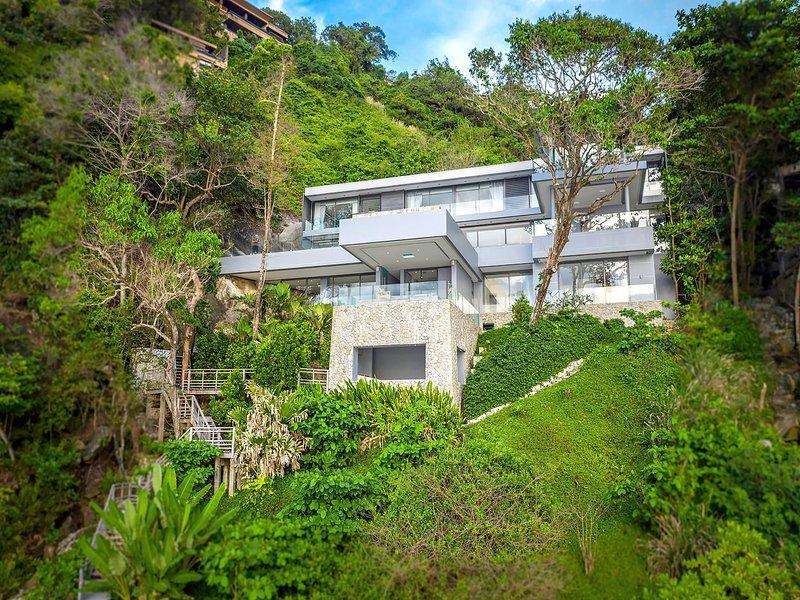 Villa Amanzi Kamala, 6BR, Kamala, alquiler de vacaciones en Kathu