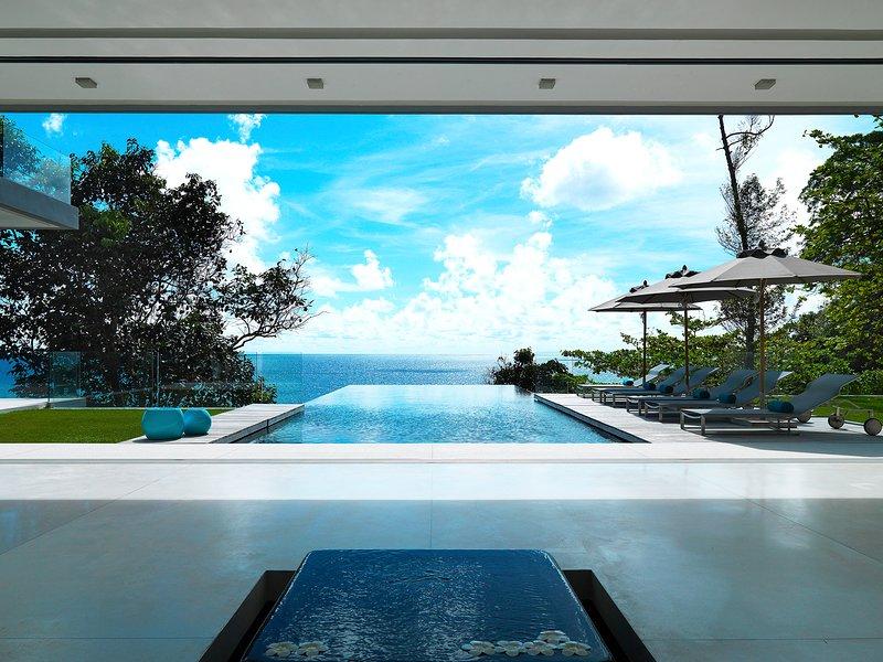 Villa Amanzi Kamala - Stunning view