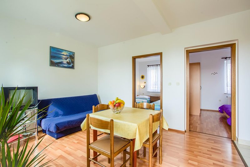 Kraljevica Apartment Sleeps 4 with Air Con - 5807303, holiday rental in Kraljevica