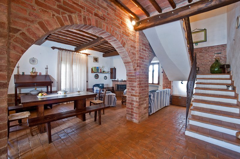 Le Crete Vacanze Appartamento Salvia, casa vacanza a Asciano