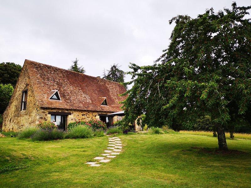 En communion avec la nature pour se ressourcer, holiday rental in Bouillac