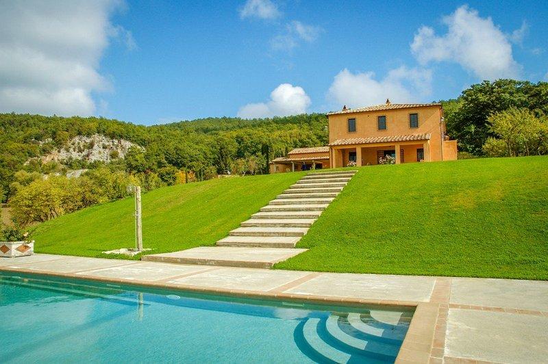 Rita, vacation rental in Casciano