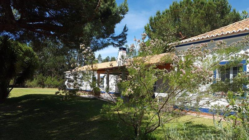 Casa de Férias para alugar perto da Costa Vicentina, location de vacances à Azinheira dos Barros