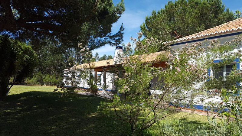 Casa de Férias para alugar perto da Costa Vicentina, vacation rental in Garvao