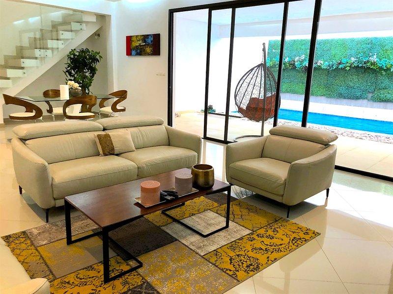 Abidjan - Villa Beige, location de vacances à Grand Bassam