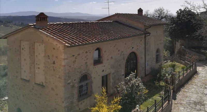 Cottage San Martino, holiday rental in Poggibonsi