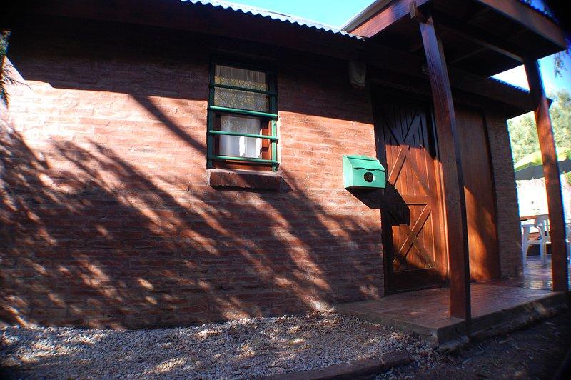 Cerca Delmar cabaña 3, vacation rental in Ostende